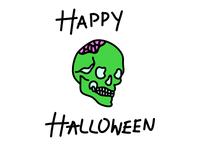 Zombie Skull 💀