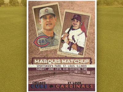 DGP: Sunday Night Baseball/ 20's