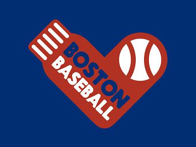 Boston Baseball on Cotton Bureau baseball tee cotton bureau red sox boston