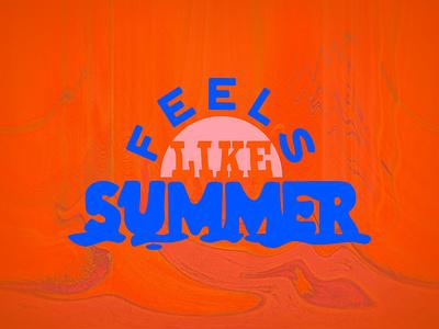FEELSLIKESUMMER gambino childish design type summer like feels