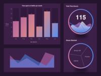 UI day 66 - Statistics