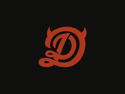 DD monogram dmitry krino lettering letters dd logo dd monogram dirty deeds devil