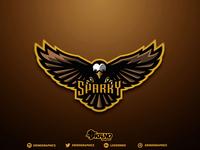 Sparky Mascot logo