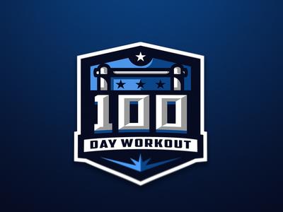 100 days workout