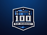 100 days workout
