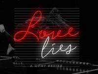 Love Lies | Series Title