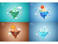 Four Seasons-Practice