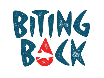 Biting Back Logo