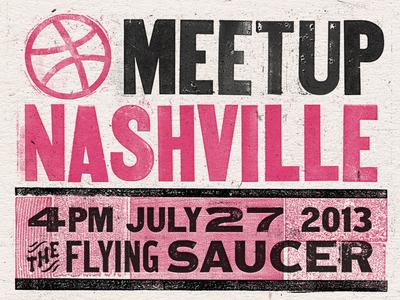 Nashville Meetup!