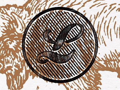 round 1 wine buffalo vineyard bison heart sirah branding stationary cork barrels texture letterpress