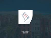 D.C. Policy Center Branding