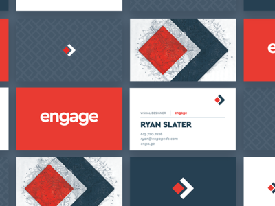 Engage Business Cards