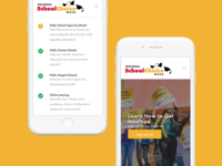 National School Choice Week Mobile
