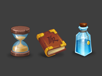 Icons for the game