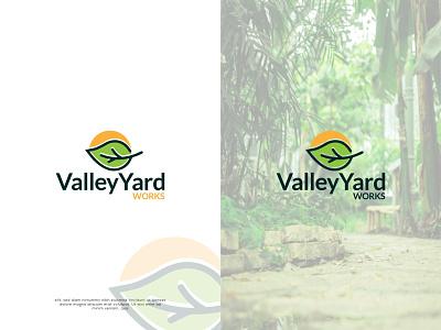 Valley Yard Works - Logo Design logo icon design branding