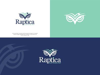 Raptica - Logo Design logo icon design branding