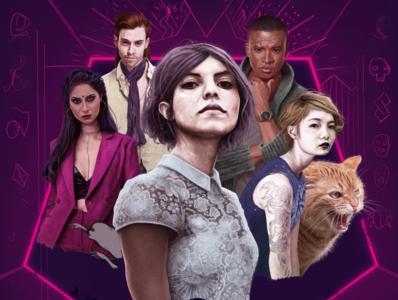 Game Poster (Work in Progress) workinprogress portrait poster promo video game gamedev art illustration illustrator