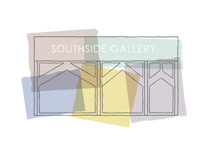 Southside Gallery Logo (1) color colour illustrator identity branding logo