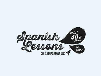 Logo Spanish Lessons spanish lessons beach