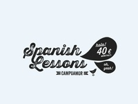 Logo Spanish Lessons