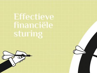 Sonar Excel finances icon illustration hand