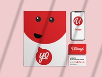 Ultrayo Stationery Mockup