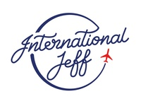 Logo for DJ and producer International Jeff