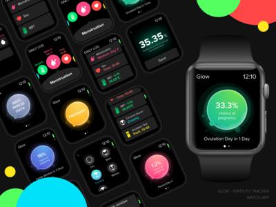 Glow - Fertility Tracker - Watch App