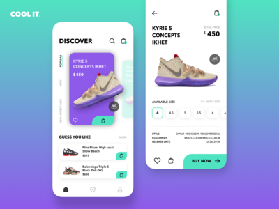 Cool It. APP - 3D Shopping