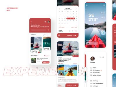 Travel - Experiences App - 3