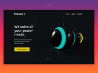 POWMAN web page - Year 2045