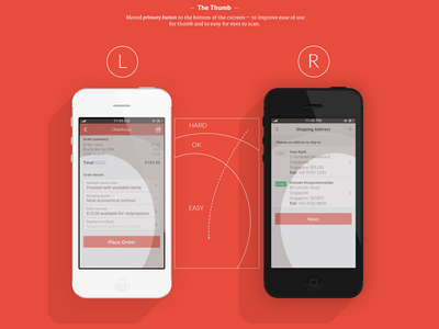 comPare Case Study (2013 May) app case study flat ui portfolio simple clean ios mock-up e-commerce ux