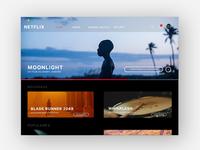 Netflix macOS concept