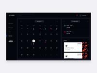 Trackr, an e-sport data interface