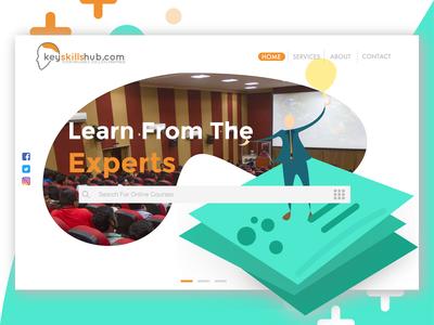 Landing Page | KeySkillsHub
