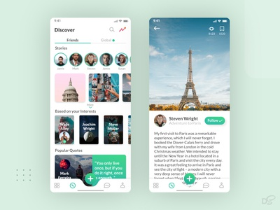 PhotoMag App | UI/UX Design