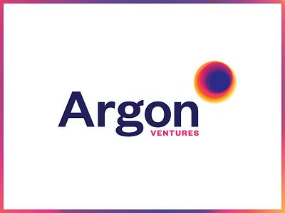 Argon Ventures development web design mobile ui animation branding logo design