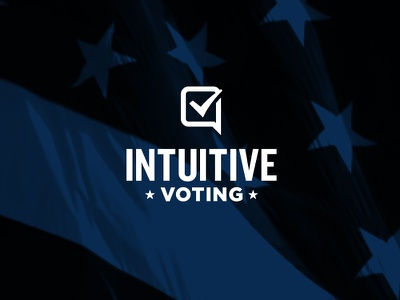 Intuitive Voting interaction ui app animation ios iphone mobile