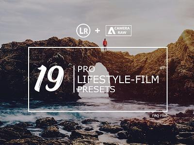 19 Lifestyle Film Lightrom & ACR Presets preset cameraraw cinematic film lifestyle hubafilter lightroomcc effec photographer photography photoshop lightroom
