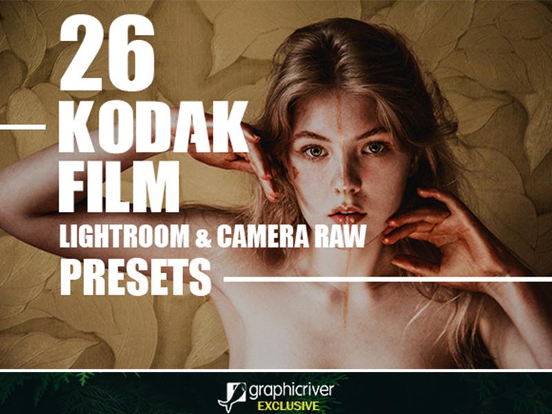 Camera Film 6 LR Presets Lifestyle Collection Lightroom