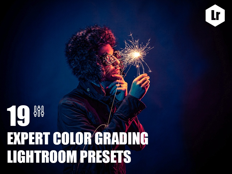 Expert Color Grading Lightroom Presets 2017 by Huba Filter