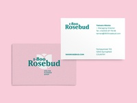 1-800-Rosebud Business Card