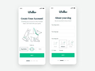 Walker App