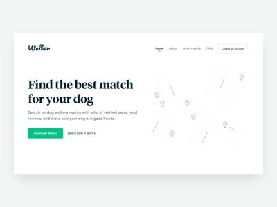Walker Homepage