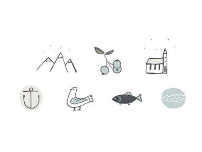 Norway illustration norway