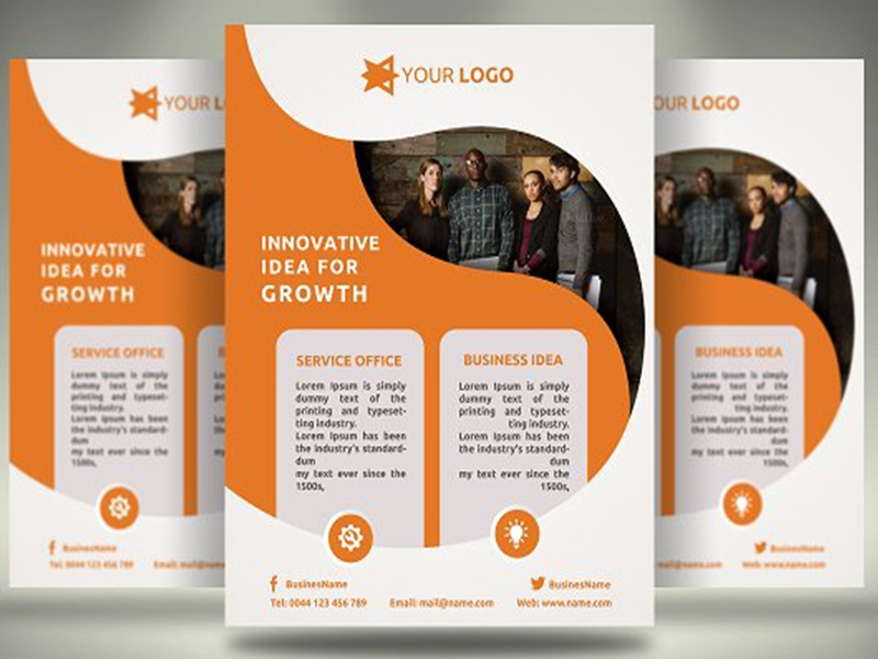 Business Flyer Design by MD Shagor Hasan on Dribbble