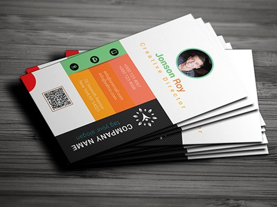Modern Business card Temolate