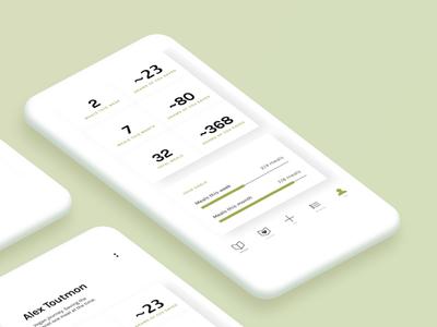 Vegan Meal Planning App Screen 2