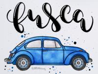 Fusca / Beetle