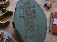 Thunderbird Motel Laser Engraving